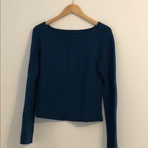 Sisley Cropped Sweater